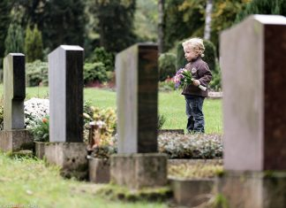 how to talk to your kids about death