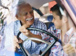 five ways grandparents can help raise kids