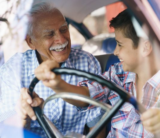 five ways grandparents can help raise kids