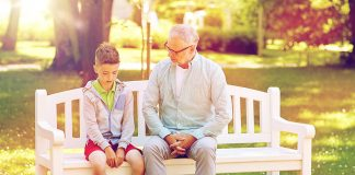 is it ever ok for grandparents to discipline the grandkids
