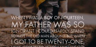 A BOY OF FOURTEEN