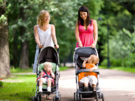 how to make friends when you're a new mum