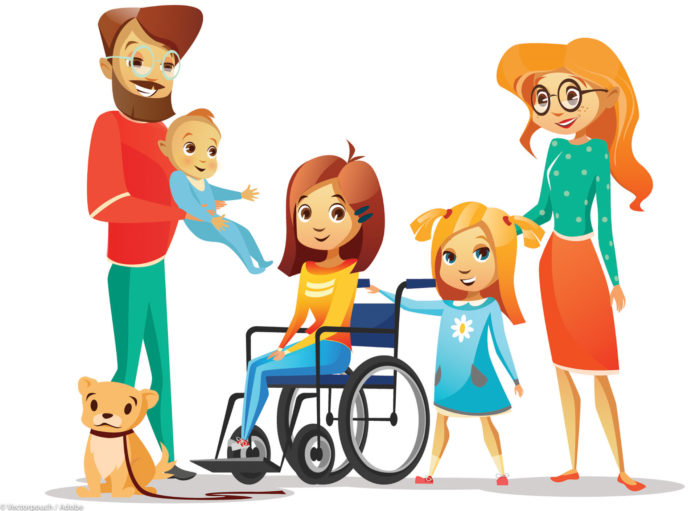 How To Talk To Your Kids About Disabilities
