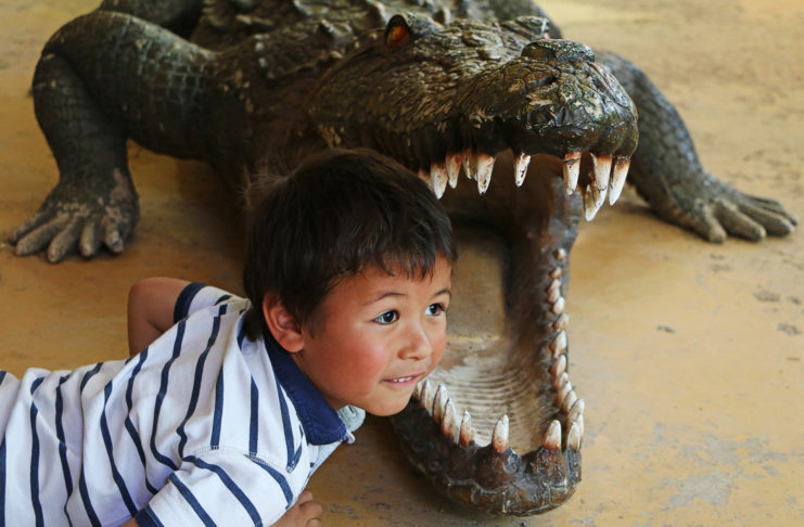 Why It's Good To Let Your Toddlers Take Risks