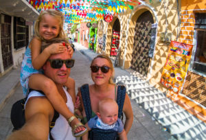 The Mum Who Travelled The World On Her Maternity Leave - mum who travelled the world on her maternity leave 300x204