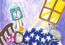 bedtimes - what time should your child go to bed