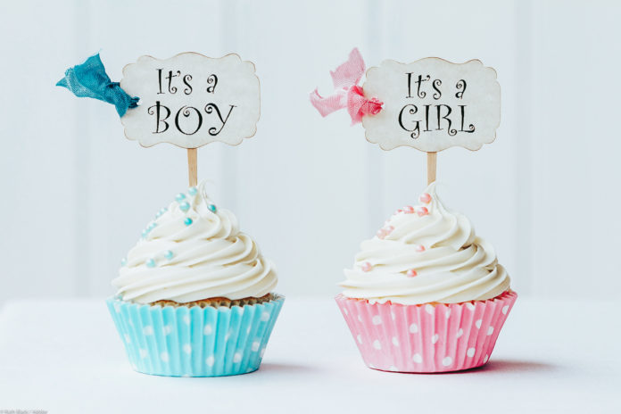 gender reveal parties