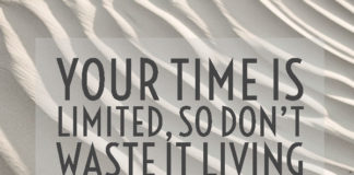 time is limited