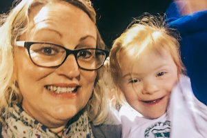 My Child Has Down Syndrome - And She's The Best Thing To Happen To Me - my daughter has downs syndrome but i will never feel disappointed in her 1 300x200