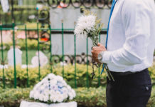 leaving a dying wife