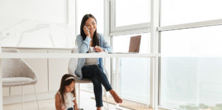 Being A Working Mum Is Good For Your Kids