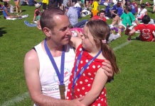 """""""It Was A Terrifying Time"""" – One Father's Love For His Down Syndrome Daughter"""
