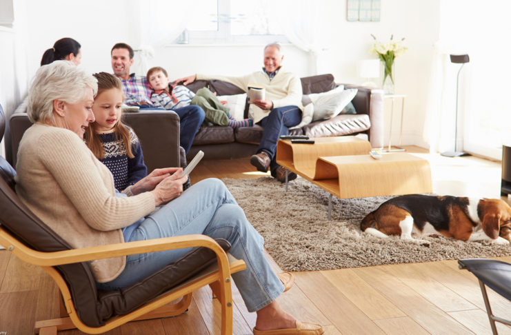 Multi-Generational Living – How To Live Happily With Family