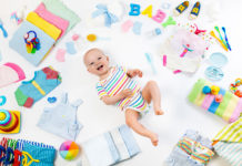 9 Baby Essentials To Help You Through The First Six Months