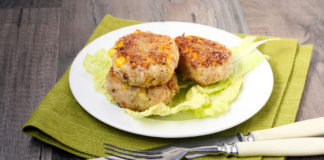 Something For The Weekend – Spicy Tuna Fishcakes