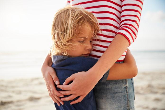 power of a hug