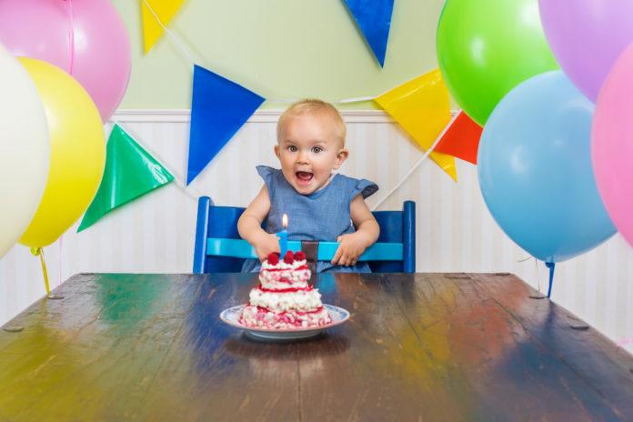 1st Birthday Party Checklist