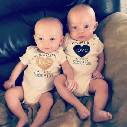 Our Struggle With Infertility Ended In Panic When Our Twins Were Born Too Early - our struggle with infertility ended in panic when our twins were born too early 12 420x420