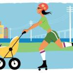 postpartum fitness tips