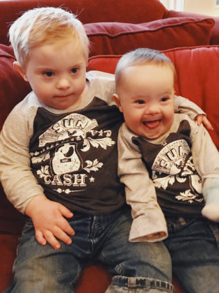 Down Syndrome, Adoption, Seven Kids – They Weren't In My Life Plan, But I Wouldn't Change A Thing - down syndrome adoption seven kids they werent in my life plan but i wouldnt change a thing 5 315x420