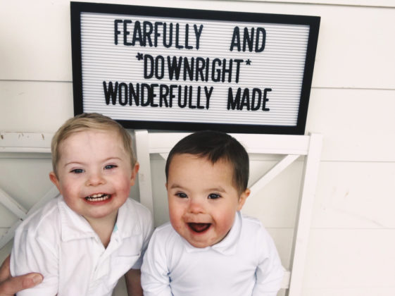 Down Syndrome, Adoption, Seven Kids – They Weren't In My Life Plan, But I Wouldn't Change A Thing - down syndrome adoption seven kids they werent in my life plan but i wouldnt change a thing 9 561x420