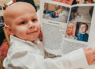 My Dream Turned Into A Nightmare As My Beautiful 2-Year-Old Boy Got The Worst Diagnosis Possible
