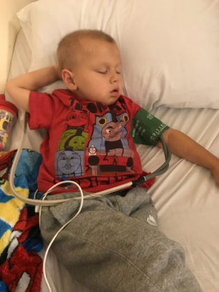 My Dream Turned Into A Nightmare As My Beautiful 2-Year-Old Boy Got The Worst Diagnosis Possible - my perfect 2 year old boy became ill so fast then we discovered he had neuroblastoma 2 315x420