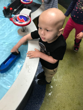 My Dream Turned Into A Nightmare As My Beautiful 2-Year-Old Boy Got The Worst Diagnosis Possible - my perfect 2 year old boy became ill so fast then we discovered he had neuroblastoma 11 315x420