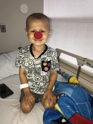 My Dream Turned Into A Nightmare As My Beautiful 2-Year-Old Boy Got The Worst Diagnosis Possible - my perfect 2 year old boy became ill so fast then we discovered he had neuroblastoma 26 315x420