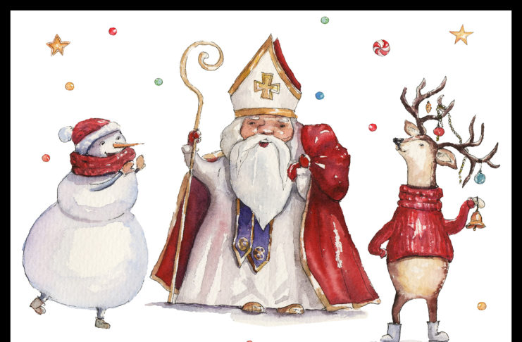 This Christmas Tell Your Children The Real Santa Claus Story