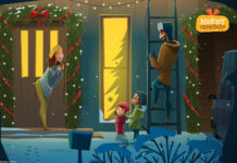 argument-free Christmas