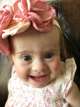 Our World Fell Apart When We Learned Our Beautiful Daughter With Down Syndrome Had Leukemia - our world fell apart when we learned our beautiful down syndrome daughter had leukemia mindy guymon 8 315x420