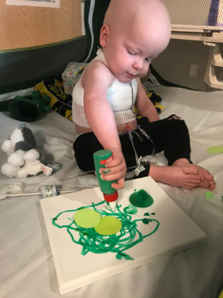 I Thought My Two-Year-Old Son Was Just Clumsy But It Was Something Far Worse - i thought my two year old son was just clumsy but instead he had brain cancer alison quenneville 5 315x420