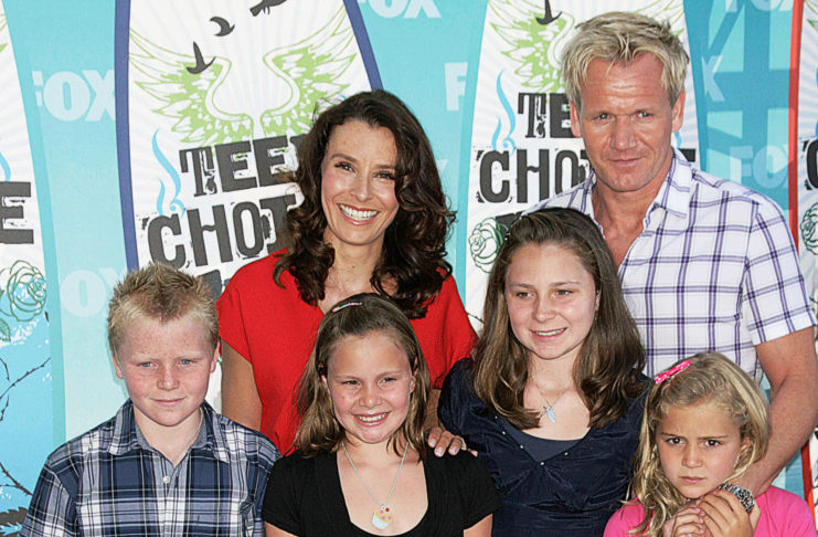 Top Celebrity Parenting Tips From… Gordon Ramsay