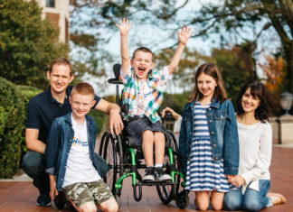 Our Son Has A Rare Brain Disease – But We Are Determined To Help Him Live Life To The Full