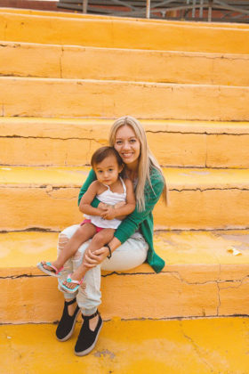 My Best Friend Was Desperate To Be A Mother – So I Gave Her The Greatest Gift I Could Offer - Tia Stokes 5 280x420