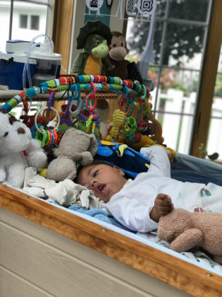 We Care For Terminally Ill Children – Because They All Deserve To Live And Be Loved Before They Die - Cori Salchert  315x420