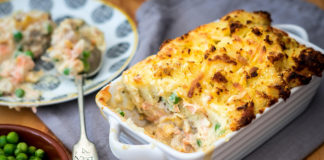 Something For The Weekend – Easy Fish Pie