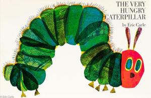 6 Picture Books You Need For Baby's First Year - the very hungry caterpillar eric carle 1920 300x195
