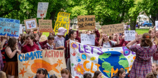 School Strikes Prove Young People See Climate Change For The Life-Threatening Issue It Is