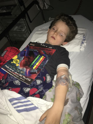 I'm Desperate To Know What's Wrong With My Son, But The Doctors Can't Give Me Answers - Lisa Dzuba 5817 315x420