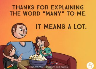 """THE WORD """"MANY"""""""