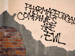 big Pharma anti vaxxers