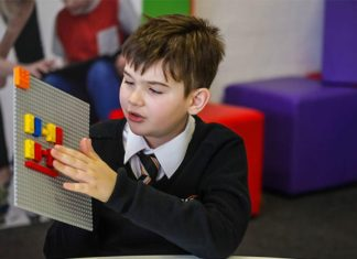 Lego Introduces Braille Bricks To Teach Blind And Visually Impaired Kids
