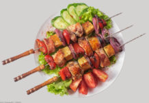 Something For The Weekend – Pork And Pineapple Skewers
