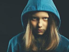 angry teenagers