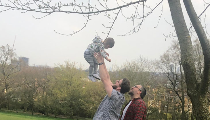 We Feared It Would Be Difficult To Adopt As A Same-Sex Couple – Now We're Dads To The Most Wonderful Little Boy - Darran Tim 8 730x420
