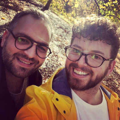 We Feared It Would Be Difficult To Adopt As A Same-Sex Couple – Now We're Dads To The Most Wonderful Little Boy - Darran Tim 2334 420x420