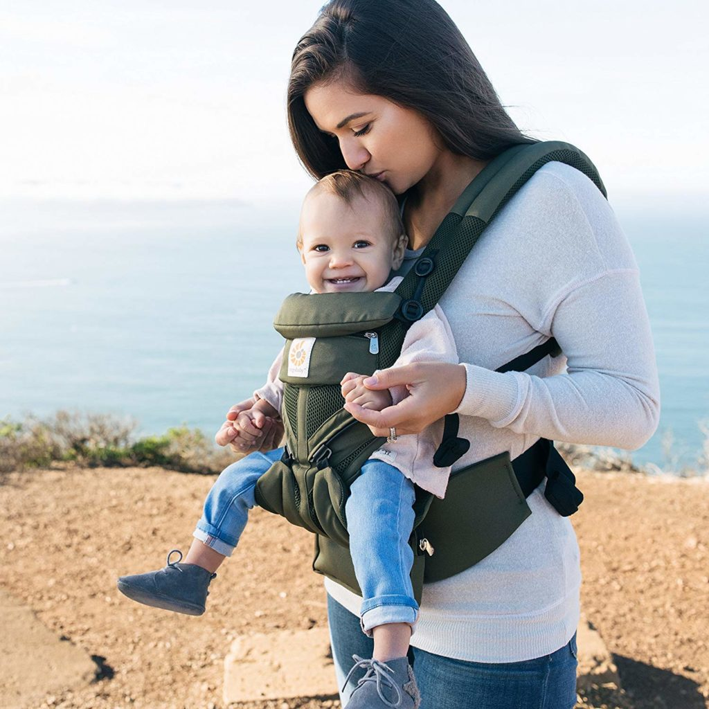 From Newborn To Toddler, This Versatile Baby Carrier Is The Safe, Comfortable Way To Keep Your Little One Close - ergo baby carrier 1 1024x1024