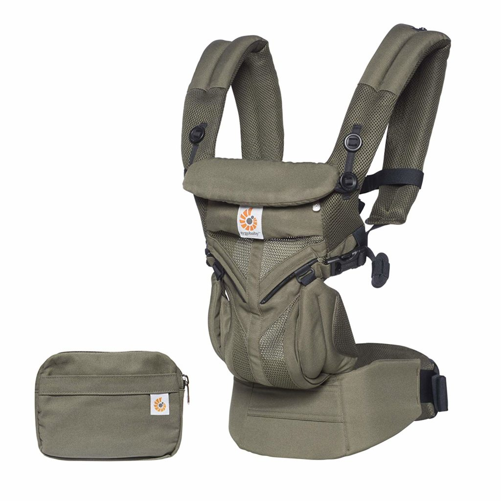From Newborn To Toddler, This Versatile Baby Carrier Is The Safe, Comfortable Way To Keep Your Little One Close - ergo baby carrier 3 1024x1024